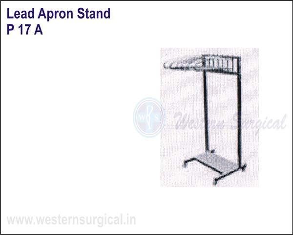 Lead Apron stand