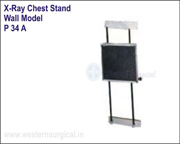 X-Ray chest stand wall model