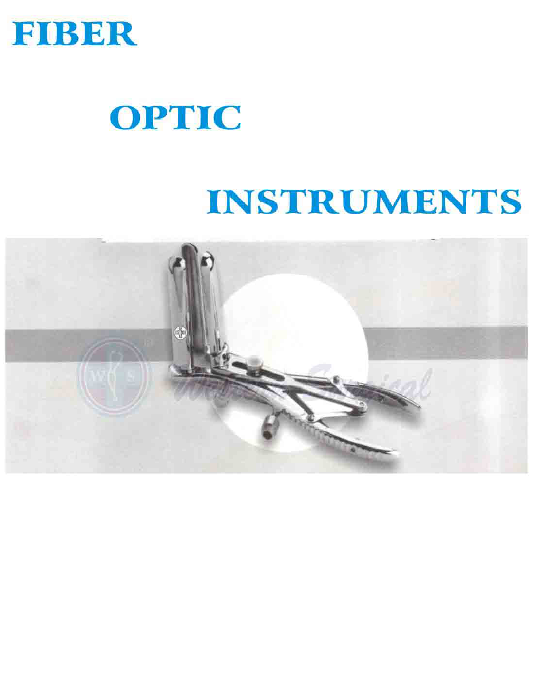 Fiber optic instruments