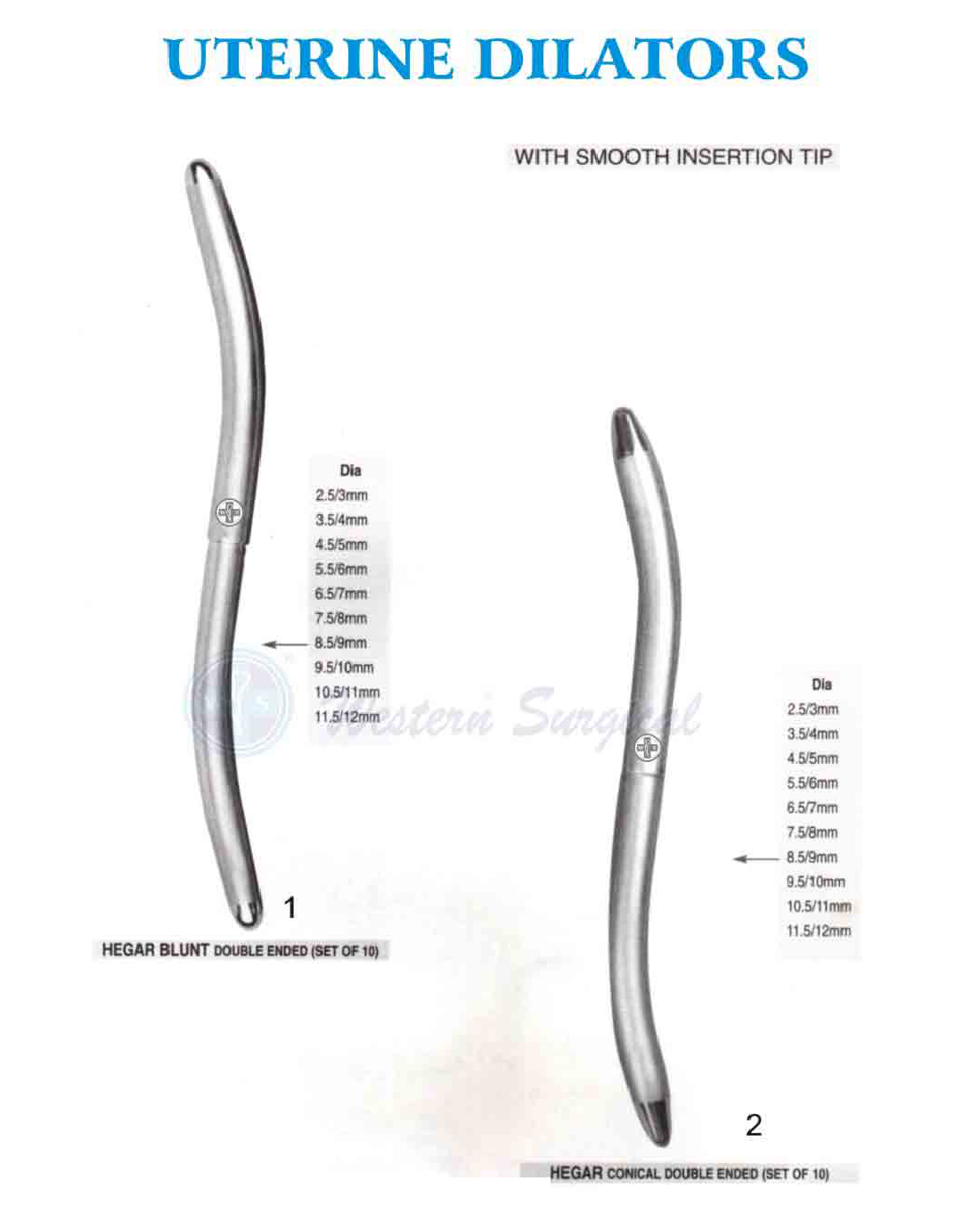 Uterine Dilators