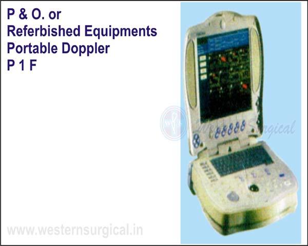 Portable Doppler
