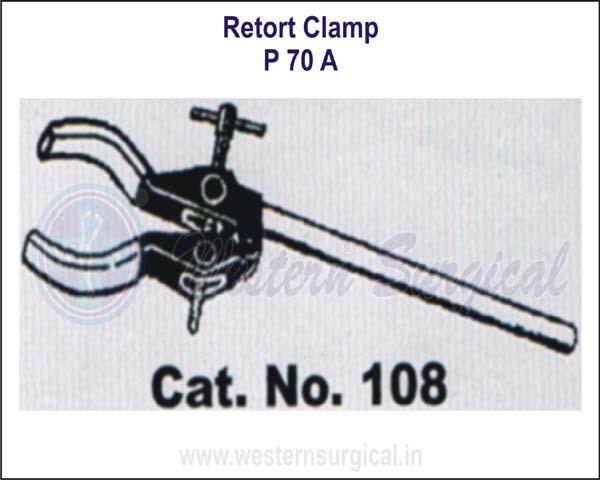 Retort Clamp