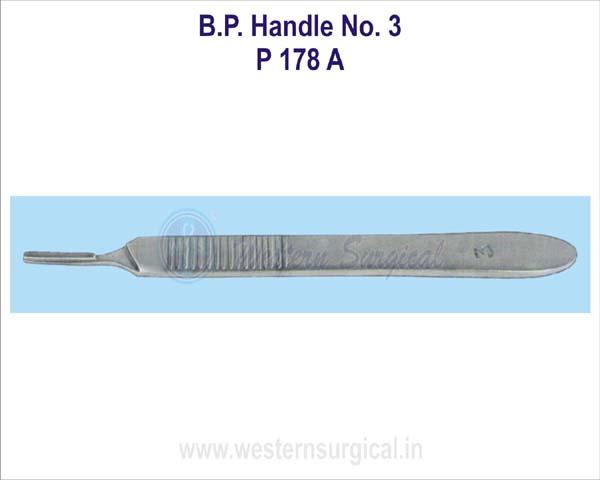 B.P.handle No.3