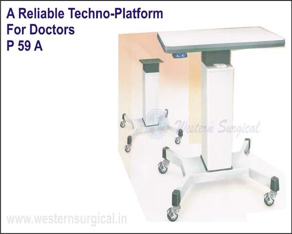 A Reliable Techno-Platform for Doctors