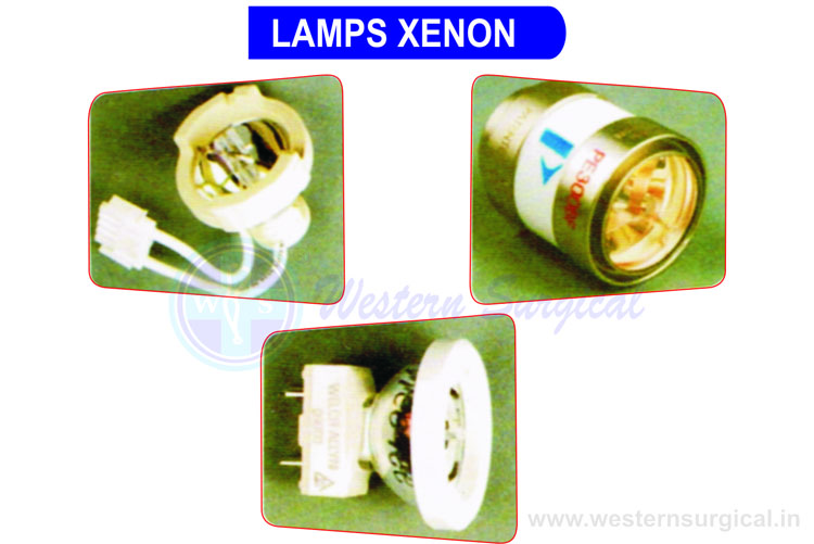 XENON LAMP FOR LIGHT SOURCE