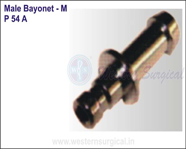 Male Bayonet - M