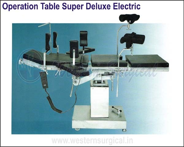 OPERATION TABLES(Electrically & Minor Hydraulic)