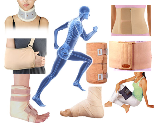 Orthopaedic Rehabilitation Aids & Soft Goods